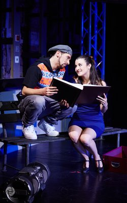 "Nathanaele Koll and Laura Friedrich (""In the Heights"")"